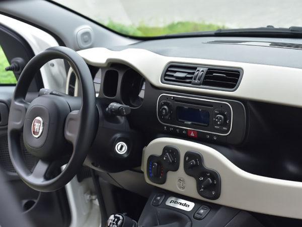 FIAT PANDA III RADIO CONSOLE COVER - Quality interior & exterior steel car accessories and auto parts