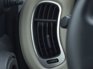 FIAT PANDA III AIR VENT COVER - Quality interior & exterior steel car accessories and auto parts