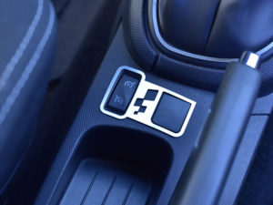 RENAULT CLIO IV CENTER CONSOLE EMBLEM COVER - Quality interior & exterior steel car accessories and auto parts