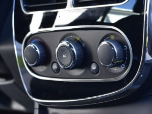 RENAULT CLIO IV CONTROL ADJUSTS COVER - Quality interior & exterior steel car accessories and auto parts