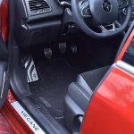 RENAULT MEGANE IV PEDALS AND FOOTREST - Quality interior & exterior steel car accessories and auto parts