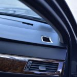 BMW 5 E60 DEFROST VENT COVER - Quality interior & exterior steel car accessories and auto parts