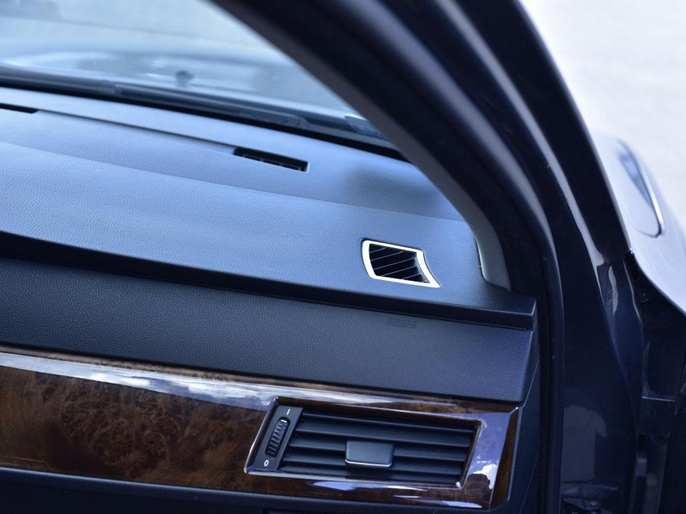 BMW 5 E60 DEFROST VENT COVER