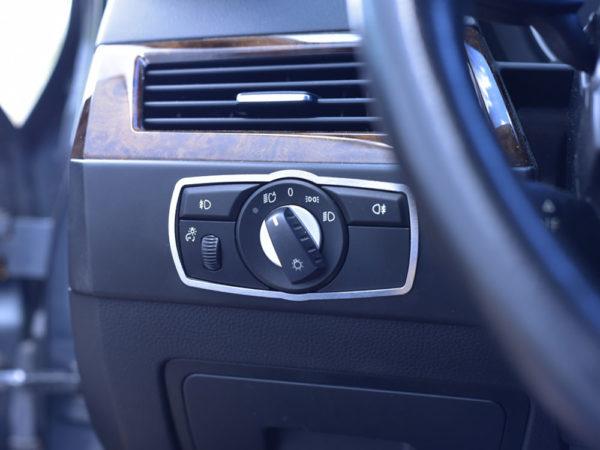 BMW 5 E60 DIM LIGHT COVER - Quality interior & exterior steel car accessories and auto parts
