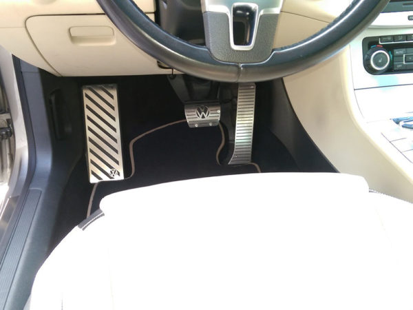 VW PASSAT B6 B7 FOOTREST - Quality interior & exterior steel car accessories and auto parts