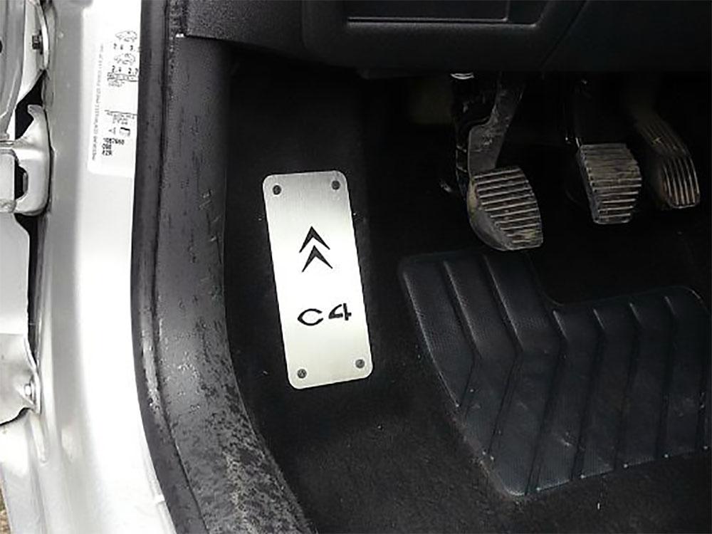 Citroen C1 C2 C3 C4 Footrest Autocovr Quality Crafted