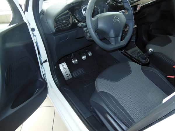 CITROEN DS3 FOOTREST - Quality interior & exterior steel car accessories and auto parts