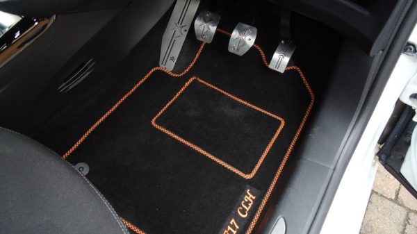 CITROEN DS3 PEDALS AND FOOTREST - Quality interior & exterior steel car accessories and auto parts