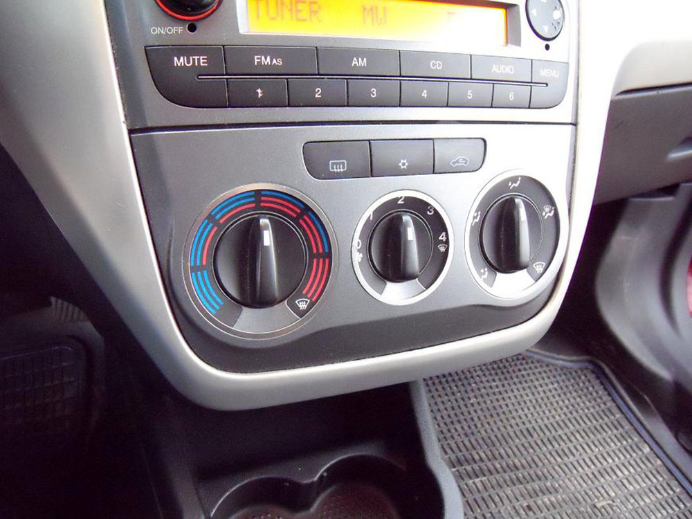 FIAT GRANDE PUNTO HEATER CONTROL SWITCH COVER - autoCOVR | quality ...