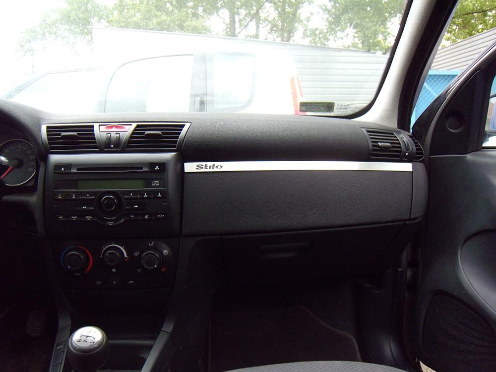 FIAT STILO ABOVE GLOVE BOX COVER - autoCOVR | quality crafted ...