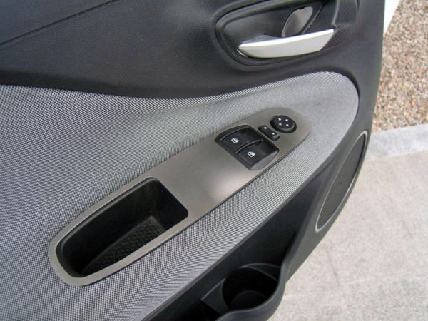 FIAT GRANDE PUNTO EVO DOOR PANEL COVER - Quality interior & exterior steel car accessories and auto parts