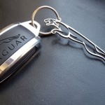 JAGUAR KEYRING - Quality interior & exterior steel car accessories and auto parts