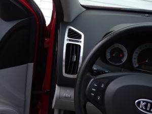 KIA CEED AIR VENT COVER - Quality interior & exterior steel car accessories and auto parts