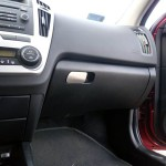 KIA CEED GLOVE BOX HANDLE COVER - Quality interior & exterior steel car accessories and auto parts
