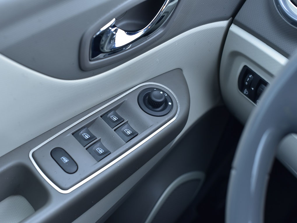 Renault Clio Iv Door Control Panel Cover Autocovr