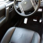 LAND ROVER FREELANDER PEDALS AND FOOTREST - Quality interior & exterior steel car accessories and auto parts