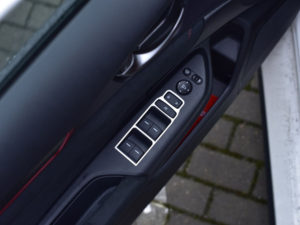 HONDA CIVIC X & TYPE R V FK8 DOOR CONTROL COVER - Quality interior & exterior steel car accessories and auto parts crafted with an attention to detail.