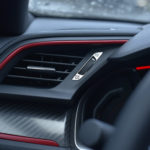 HONDA CIVIC X & TYPE R V FK8 AIR VENT SWITCH COVER - Quality interior & exterior steel car accessories and auto parts crafted with an attention to detail.