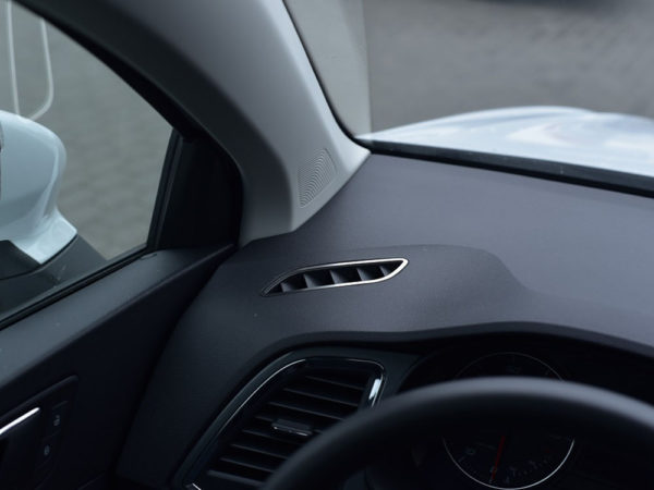 SEAT ATECA DEFROST VENT COVER - Quality interior & exterior steel car accessories and auto parts crafted with an attention to detail.