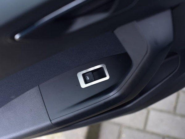 SEAT ATECA DOOR CONTROL SWITCHES COVER - Quality interior & exterior steel car accessories and auto parts crafted with an attention to detail.