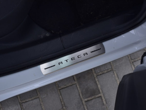 SEAT ATECA DOOR SILLS - Quality interior & exterior steel car accessories and auto parts crafted with an attention to detail.