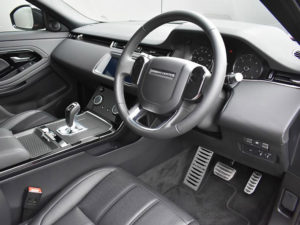 NEW RANGE ROVER EVOQUE 2019+ RHD FOOTREST - Quality interior & exterior steel car accessories and auto parts