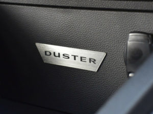 DACIA DUSTER 2 II Mk2 EMBLEM COVER - Quality interior & exterior steel car accessories and auto parts crafted with an attention to detail.