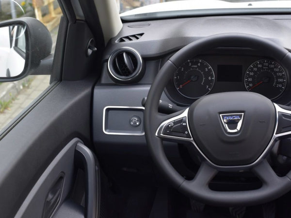 DACIA DUSTER 2 II Mk2 FRAME COVER - Quality interior & exterior steel car accessories and auto parts crafted with an attention to detail.