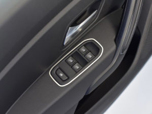 DACIA DUSTER 2 II DOOR CONTROL SWITCHES COVER - Quality interior & exterior steel car accessories and auto parts crafted with an attention to detail.