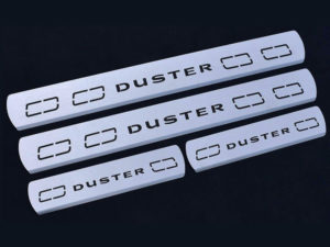 DACIA DUSTER 2 II Mk2 DOOR SILLS - Quality interior & exterior steel car accessories and auto parts crafted with an attention to detail.