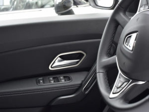 DACIA DUSTER 2 II Mk2 DOOR HANDLE COVER - Quality interior & exterior steel car accessories and auto parts crafted with an attention to detail.