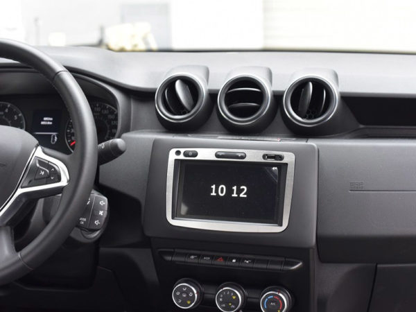 DACIA DUSTER 2 II Mk2 DISPLAY COVER - Quality interior & exterior steel car accessories and auto parts crafted with an attention to detail.