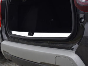 DACIA DUSTER 2 II Mk2 TRUNK PROTECTIVE COVER - Quality interior & exterior steel car accessories and auto parts crafted with an attention to detail.