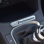 HYUNDAI i30N i30 N PERFORMANCE FASTBACK VELOSTER EMBLEM COVER - Quality interior & exterior steel car accessories and auto parts crafted with an attention to detail.