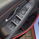HYUNDAI i30N i30 N DOOR CONTROL SWITCHES COVER - Quality interior & exterior steel car accessories and auto parts crafted with an attention to detail.