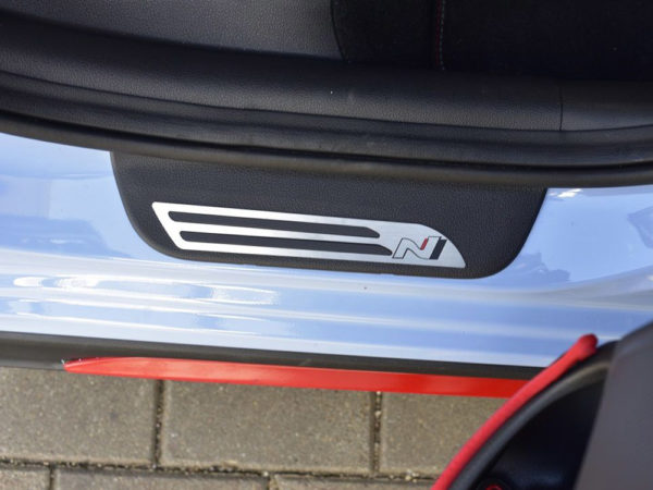 HYUNDAI i30N i30 N FASTBACK VELOSTER DOOR SILLS - Quality interior & exterior steel car accessories and auto parts crafted with an attention to detail.