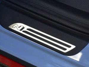 HYUNDAI i30N i30 N DOOR SILLS - Quality interior & exterior steel car accessories and auto parts crafted with an attention to detail.